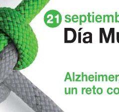 Familiares y pacientes con Alzheimer preparan actos de sensibilización