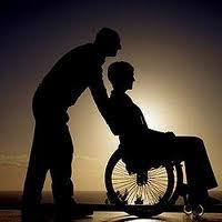 Cuando el cuidador se hace dependiente de la persona afectada