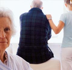 Cuidadores estresados: factor de riesgo de deterioro cognitivo