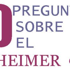 Las 50 preguntas sobre el Alzheimer