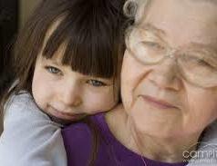 La abuela y la pareja, primera opción para ejercer el rol de cuidadora