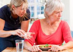 El 30% de las personas con demencia no recibe los cuidados necesarios
