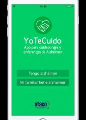 YoTeCuido, una app de ayuda para personas afectadas por el Alzheimer y sus cuidadores