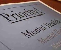 La salud mental como prioridad